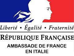 Logo Ambasciata Francese